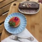 Flora and Fauna desserts